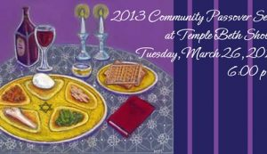 2013 Community Passover Seder-01