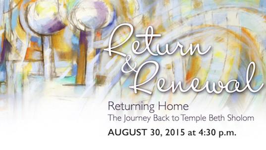 Return & Renewal Slider