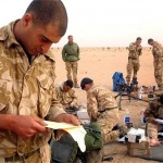 letters to soldier