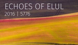 echoes of elul 2106