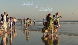 2017 Tashlich and Shabbat