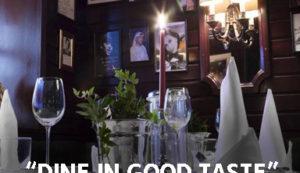 DINE-IN-A-GOOD-TASTE
